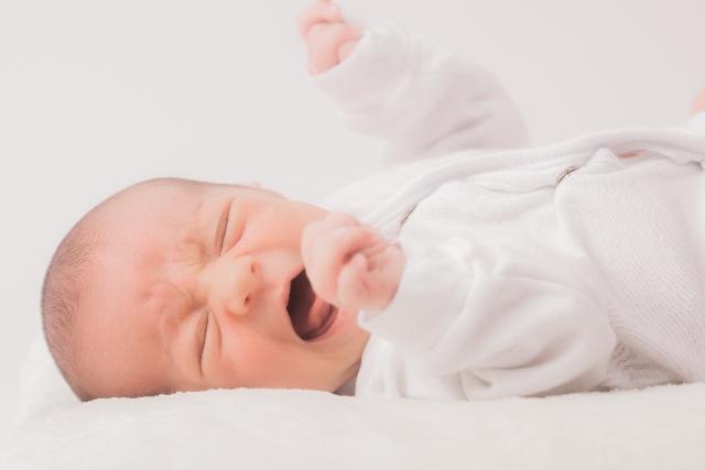 2ヶ月の赤ちゃん