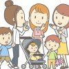 ママ友はいつどこで作る?妊婦~幼児のママ友ができる場所と作り方!